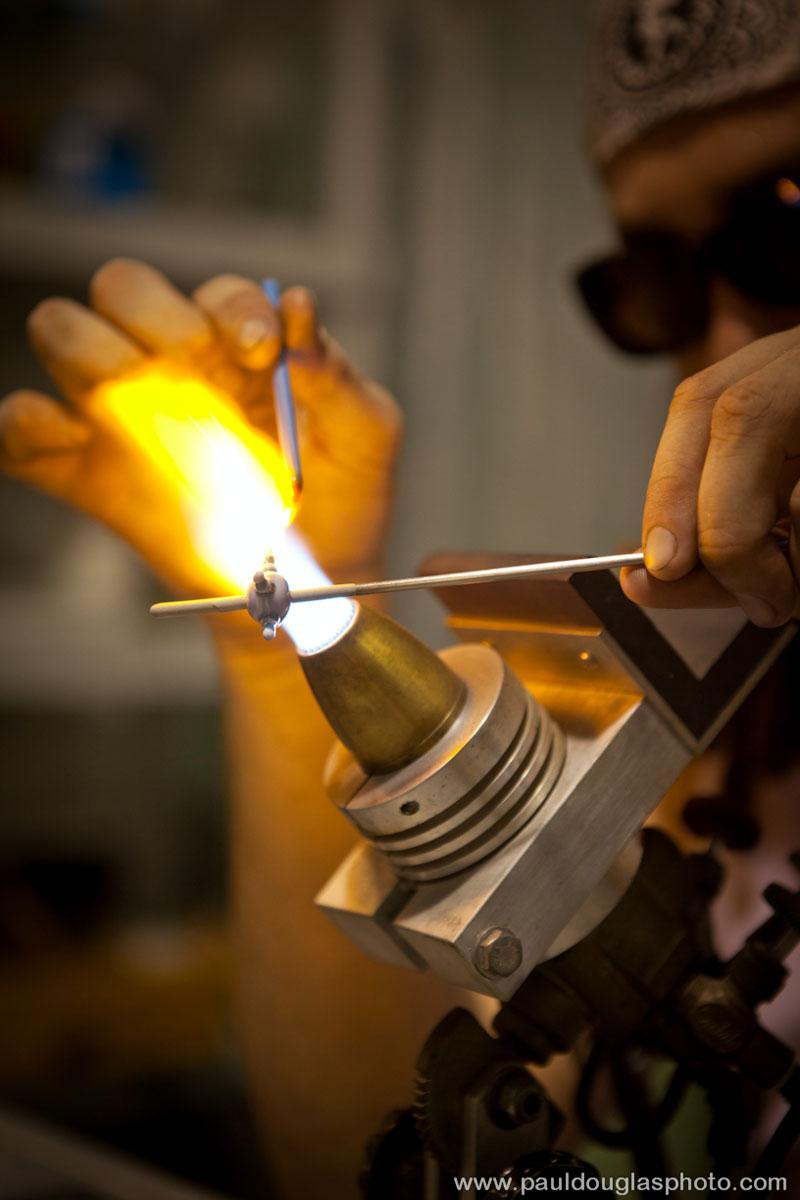 """alt=""""Torchworking Instructor Beadmaking"""""""